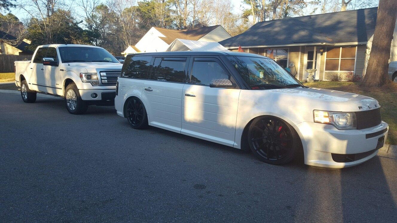 Ford Flex And Ford F