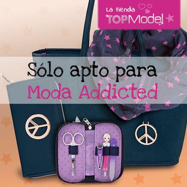 """¿Pensando en un regalo de esos que te dejan con la boca abierta? Te presentamos un conjunto #TopModel sólo apto para """"moda addicted""""."""