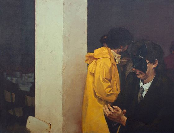 Irene Alfaro | Oil Paintings