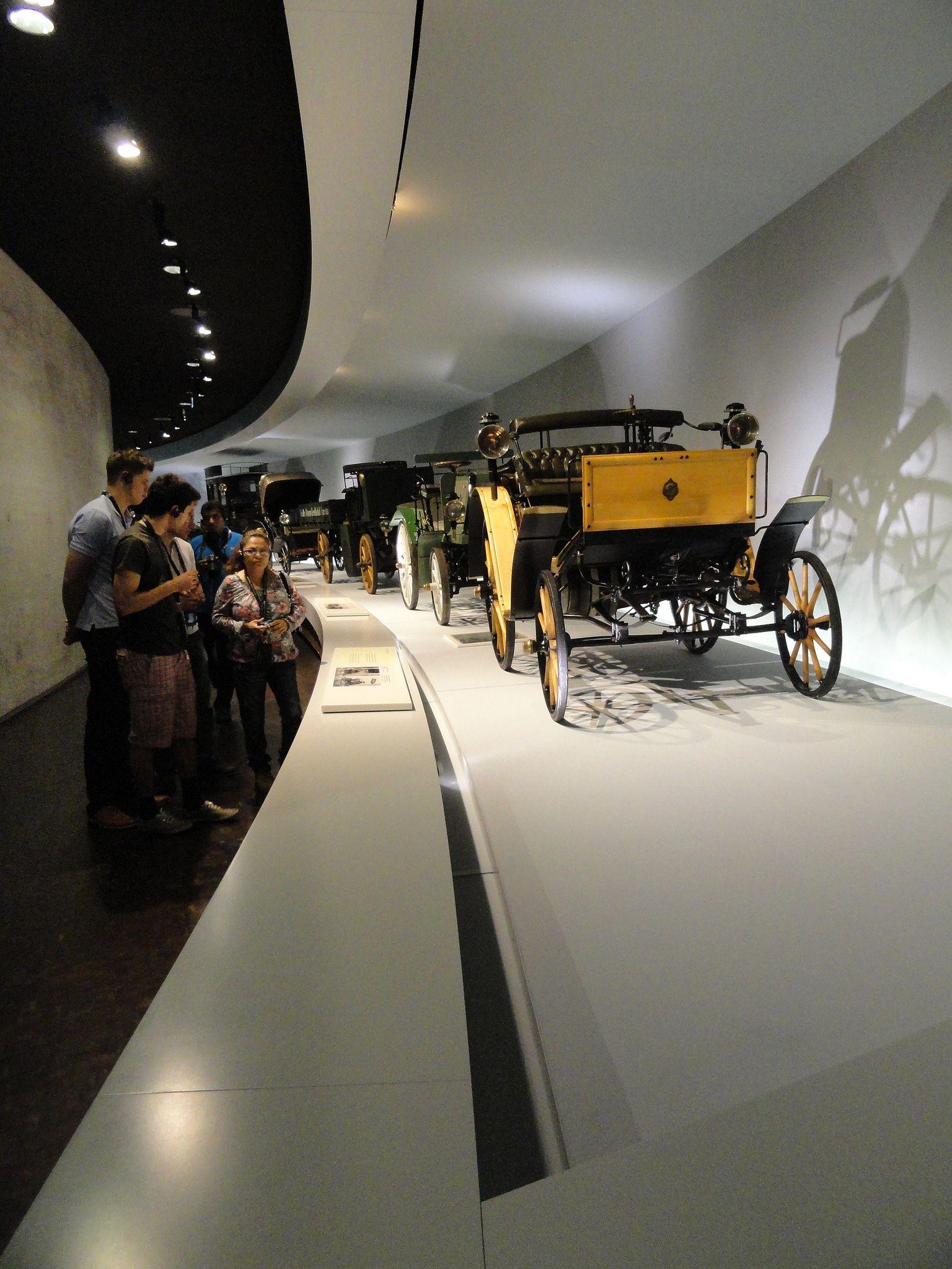 Mercedes Benz Museum Mercedes Benz Mercedes Benz