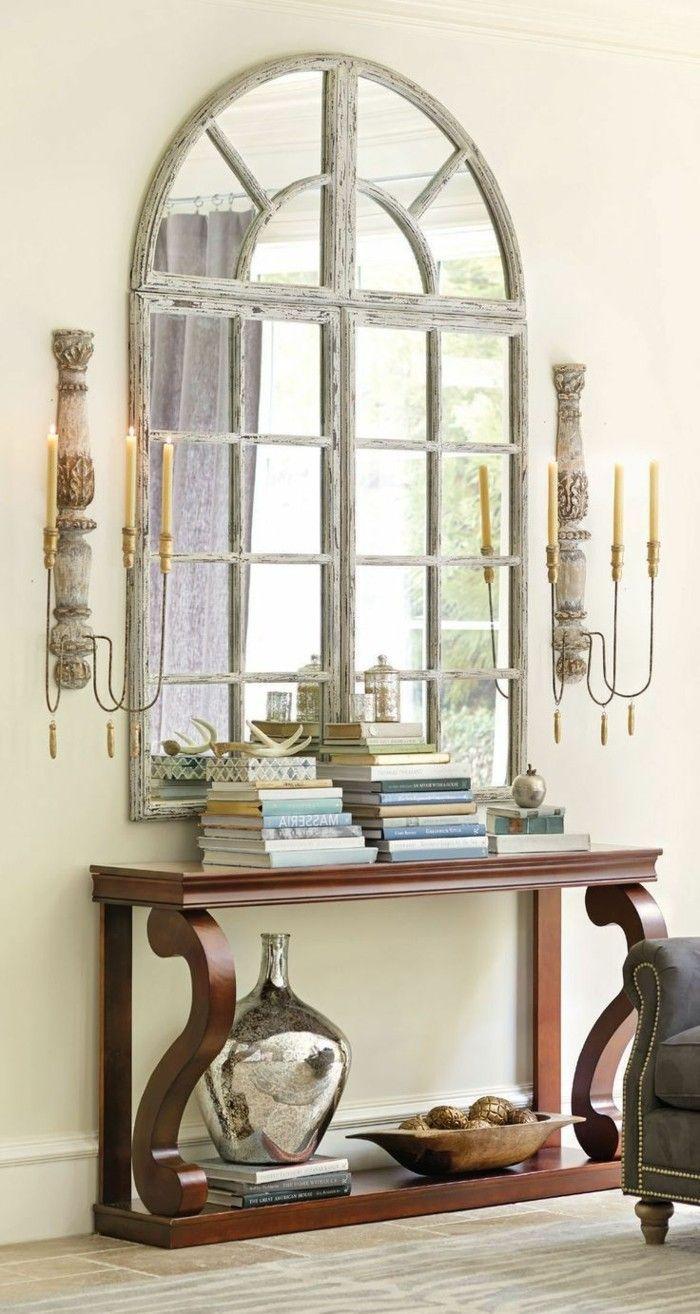 Glanzvolles ambiente durch spiegel deko dekoration decoration ideas deko ideen - Spiegel deko ideen ...