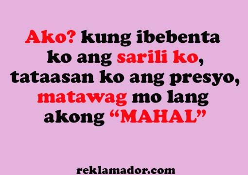 Latest tagalog Pamatay na Banat/Hugot Love quotes Collection, 2017 ...
