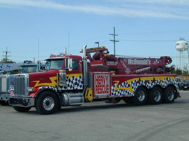 Peterbilt Mcdonalds Towing Towing Www Travisbarlow Com Towing