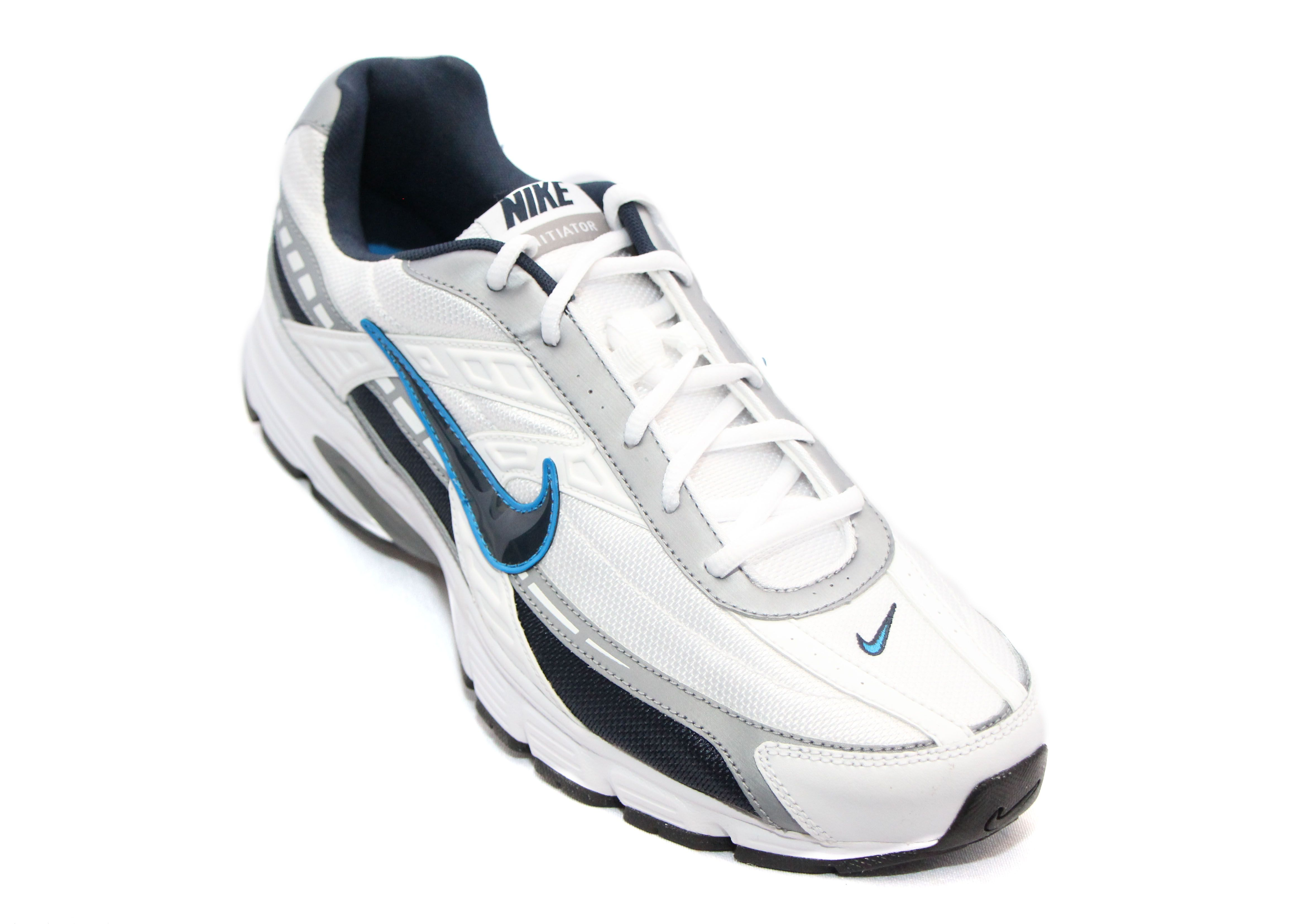 New NIKE Initiator Mens Running Casual Shoes white with box