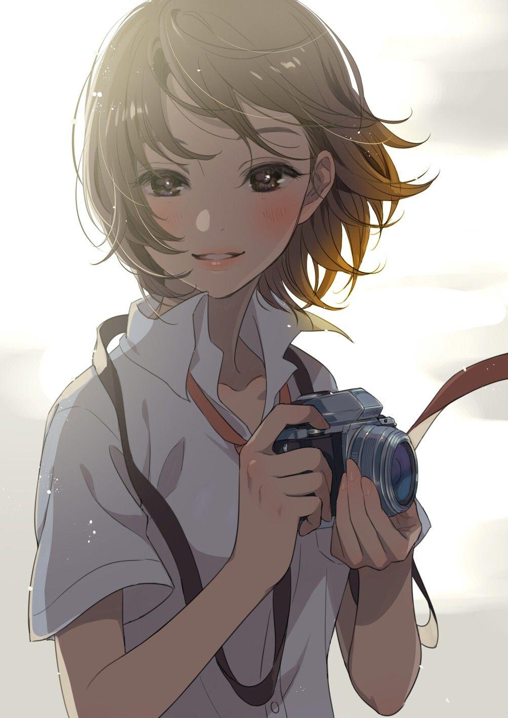 Anime Camera