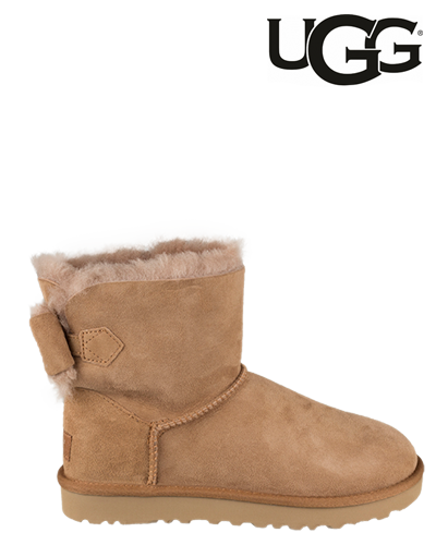 UGG   Naveah 1012808   Ankle boots   Cognac   MONFRANCE Webshop