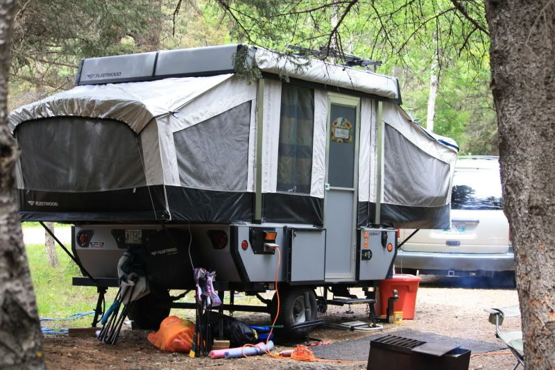 Fleetwood Cobalt A Popup Camper Might Be A Good Place To Start