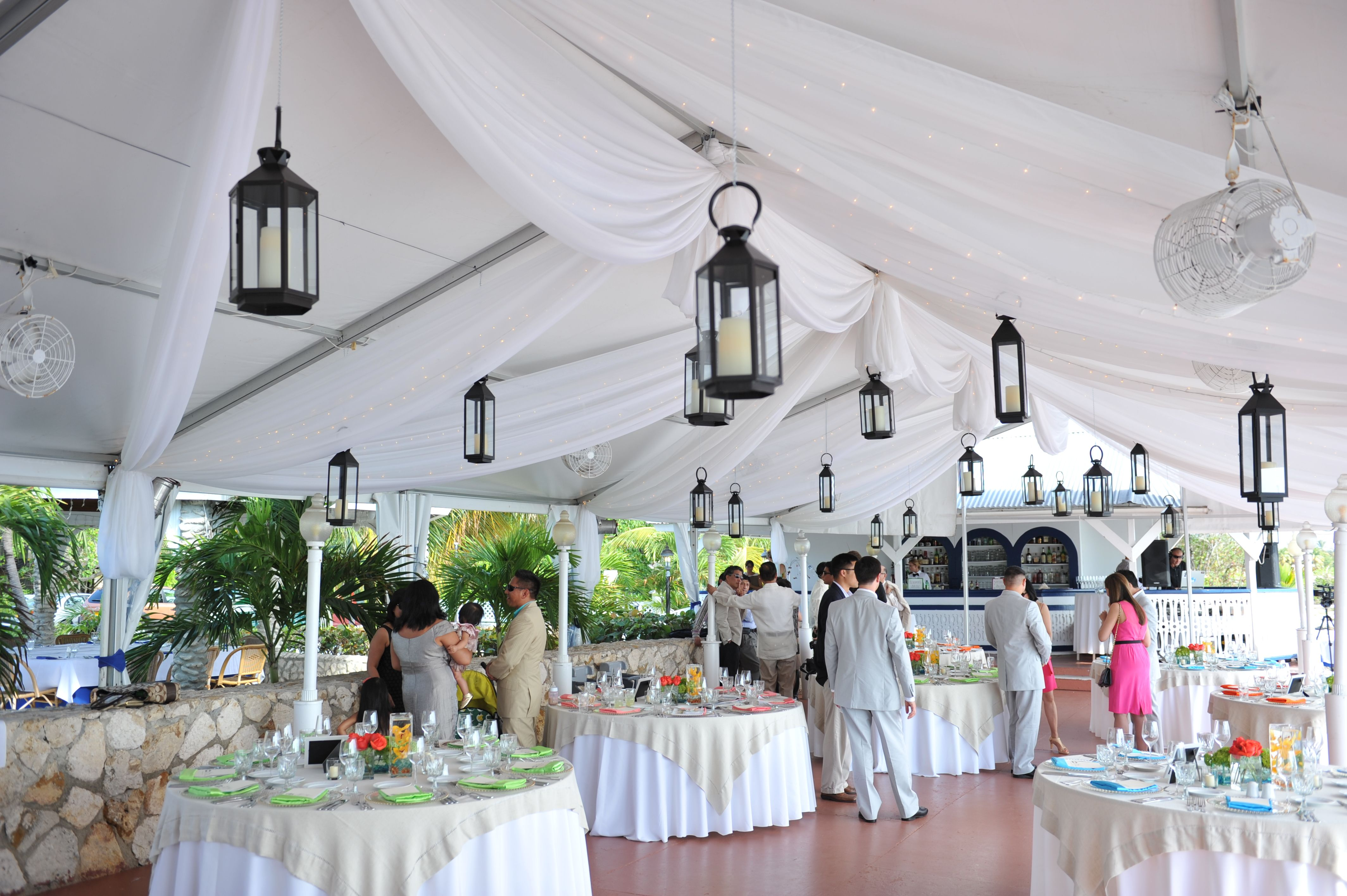 Your wedding bags for a grand getaway today s destination wedding - Cayman Destination Wedding Reception At Grand Old House Celebrations Ltd Cayman Weddings Events