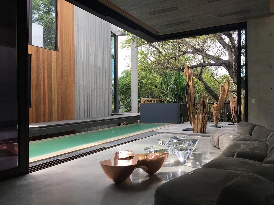 Rene Gonzalez Architect Rga Rocket House Prairie Avenue
