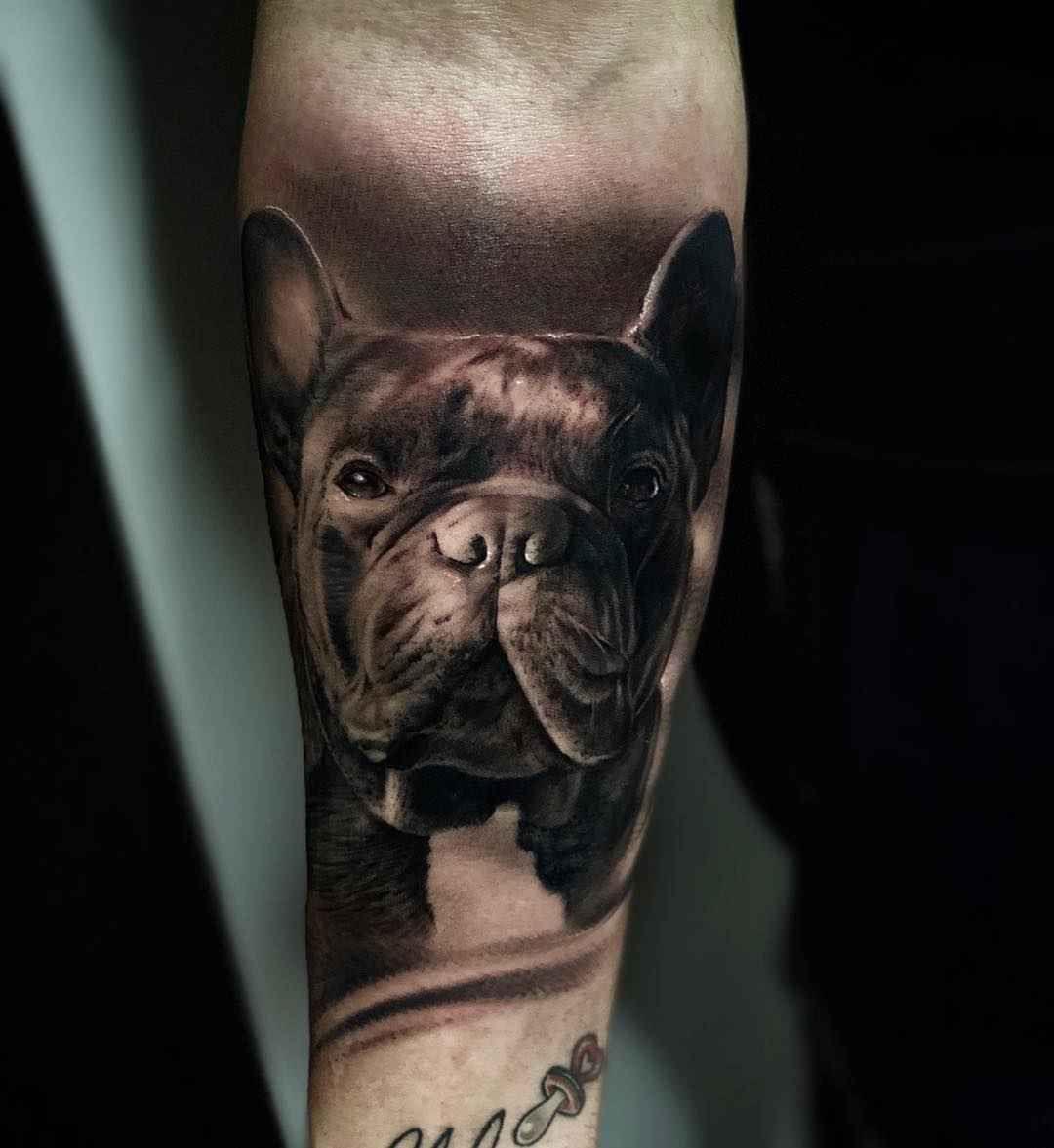 Tattoo Artist Ganga Tetovalasotletek Tetovalas