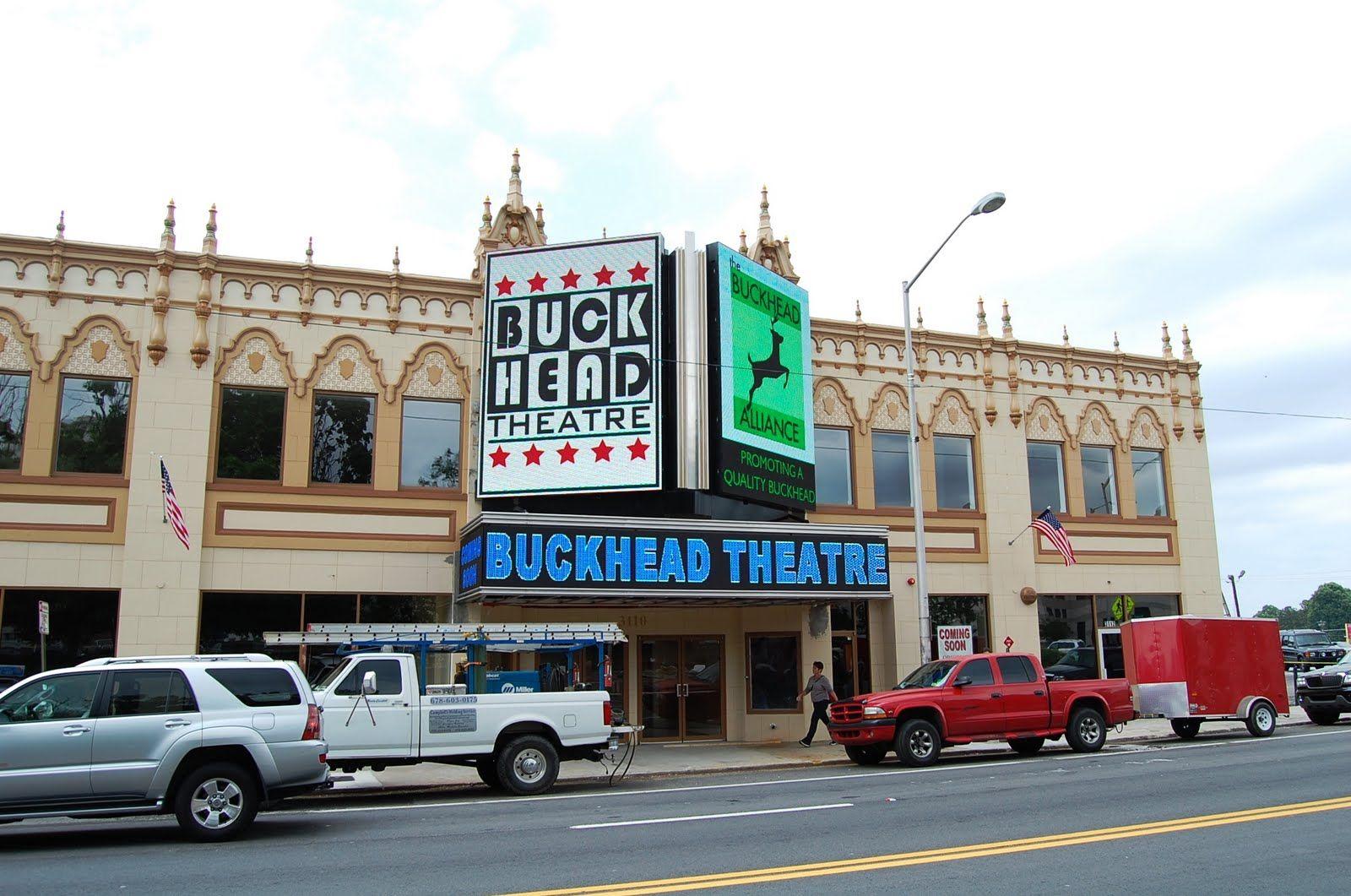 Buckhead Theater Buckhead, The neighbourhood, Buckhead