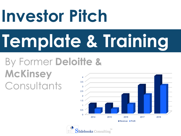 Investor Pitch Deck Template Management Consulting Toolkit