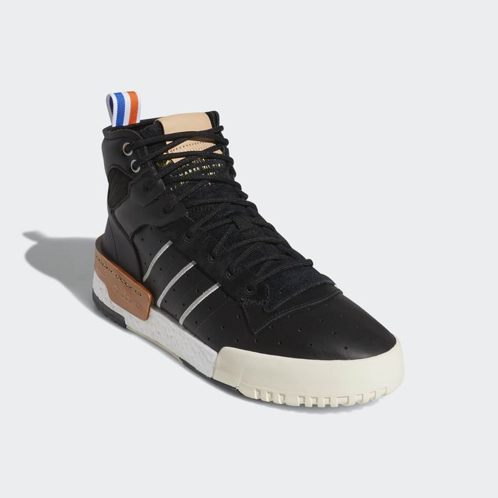 adidas Rivalry RM Shoes in 2019 | Black adidas, Shoes, Black