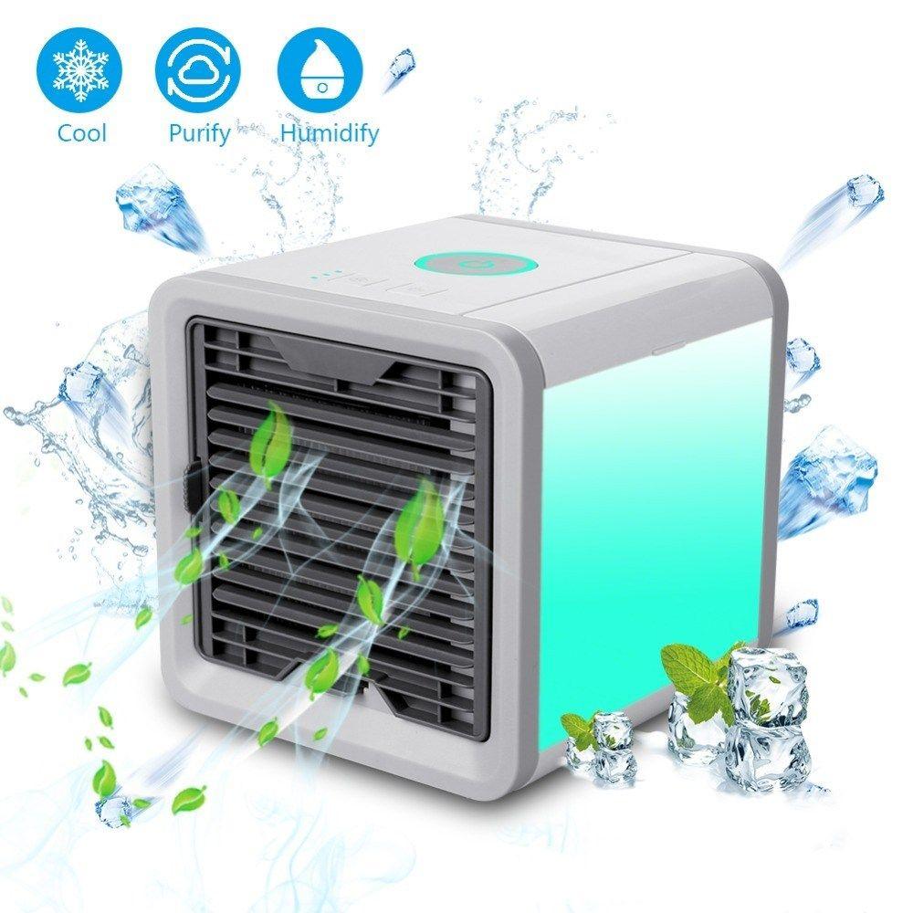 Portable Mini Air Conditioner Home Office Portable Air