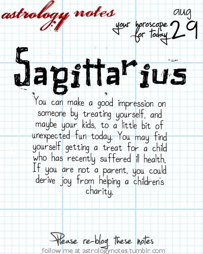 Sagittarius Astrology Note Want A Free Astrology Birth Chart Free