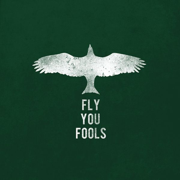Fly You Fools Art Print By Jerbing Society6 The Fool Art Art Prints