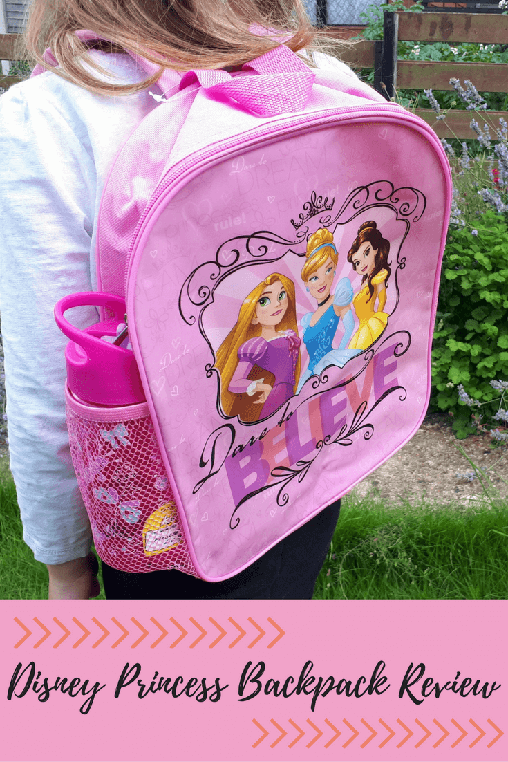 Disney Princesses Backpack from Sambro Review  a02366ed069a3