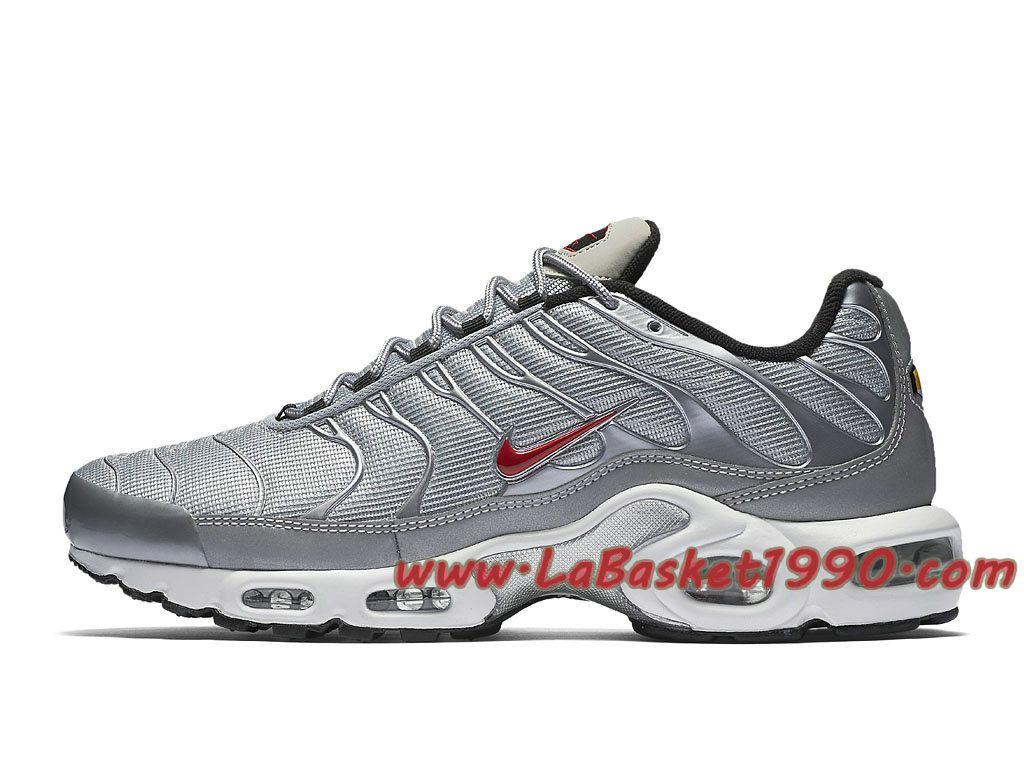 109869b46d757 Nike Air Max Plus (Nike TN) 903827 TN) Gris Chaussures Nike Prix Pas 33686d
