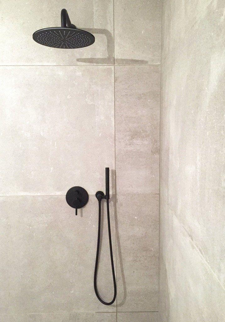 Komplette Unterputz Duschanlage Oxo Armaturen Bad Badezimmer Amaturen