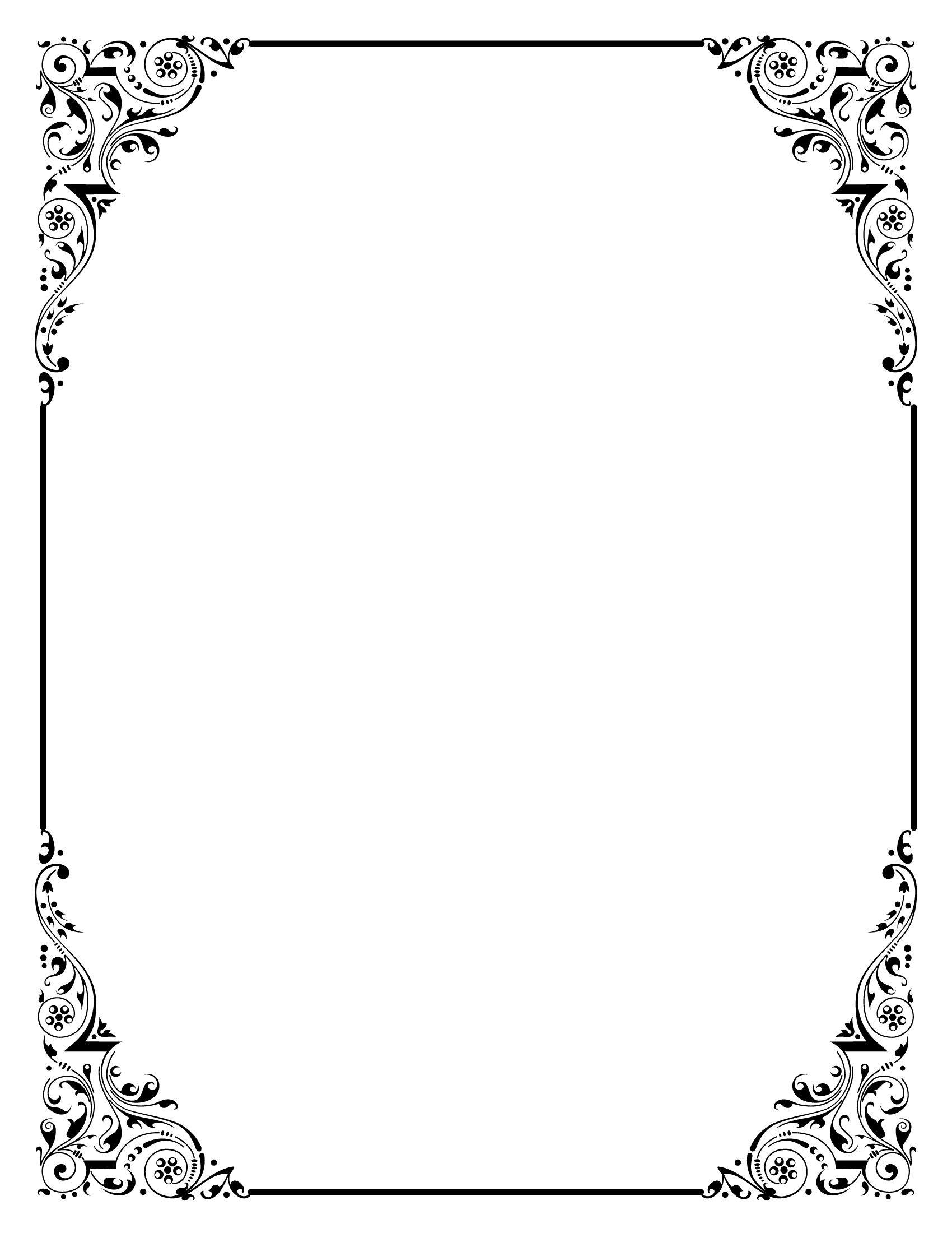 Imprimiveis pinterest fundos da flor flor e fundos vintage - Tea Party Cover Border Google Search Flower