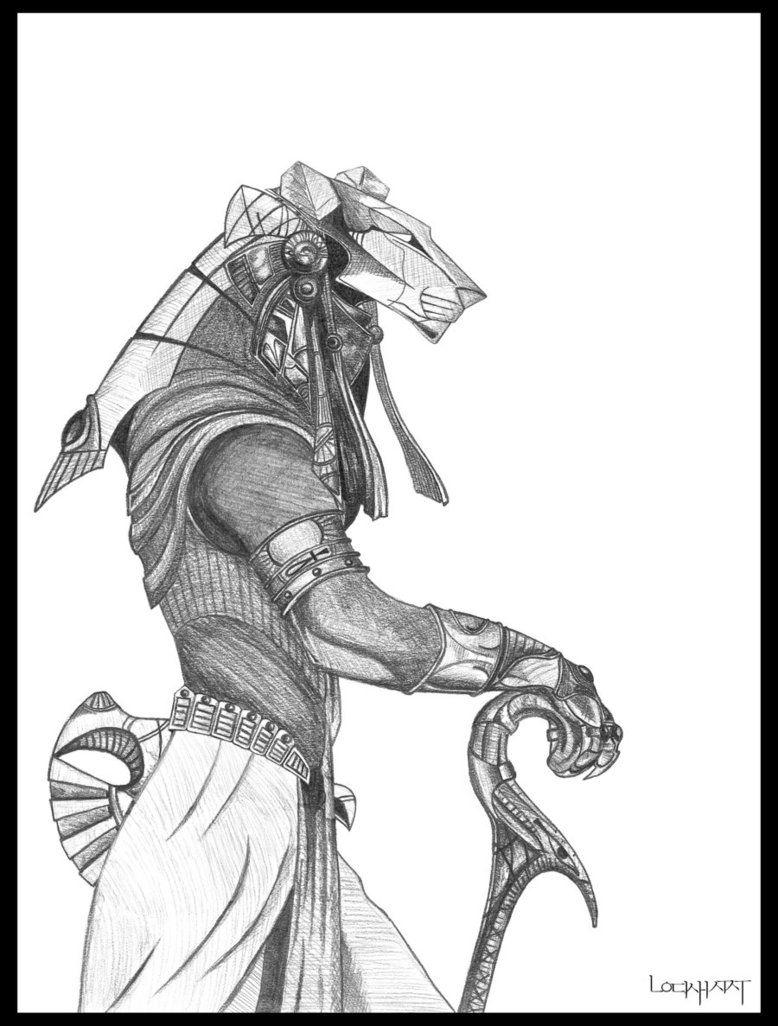 Image Detail For Stargate Warrior Sekhmet By Lockhartskye On