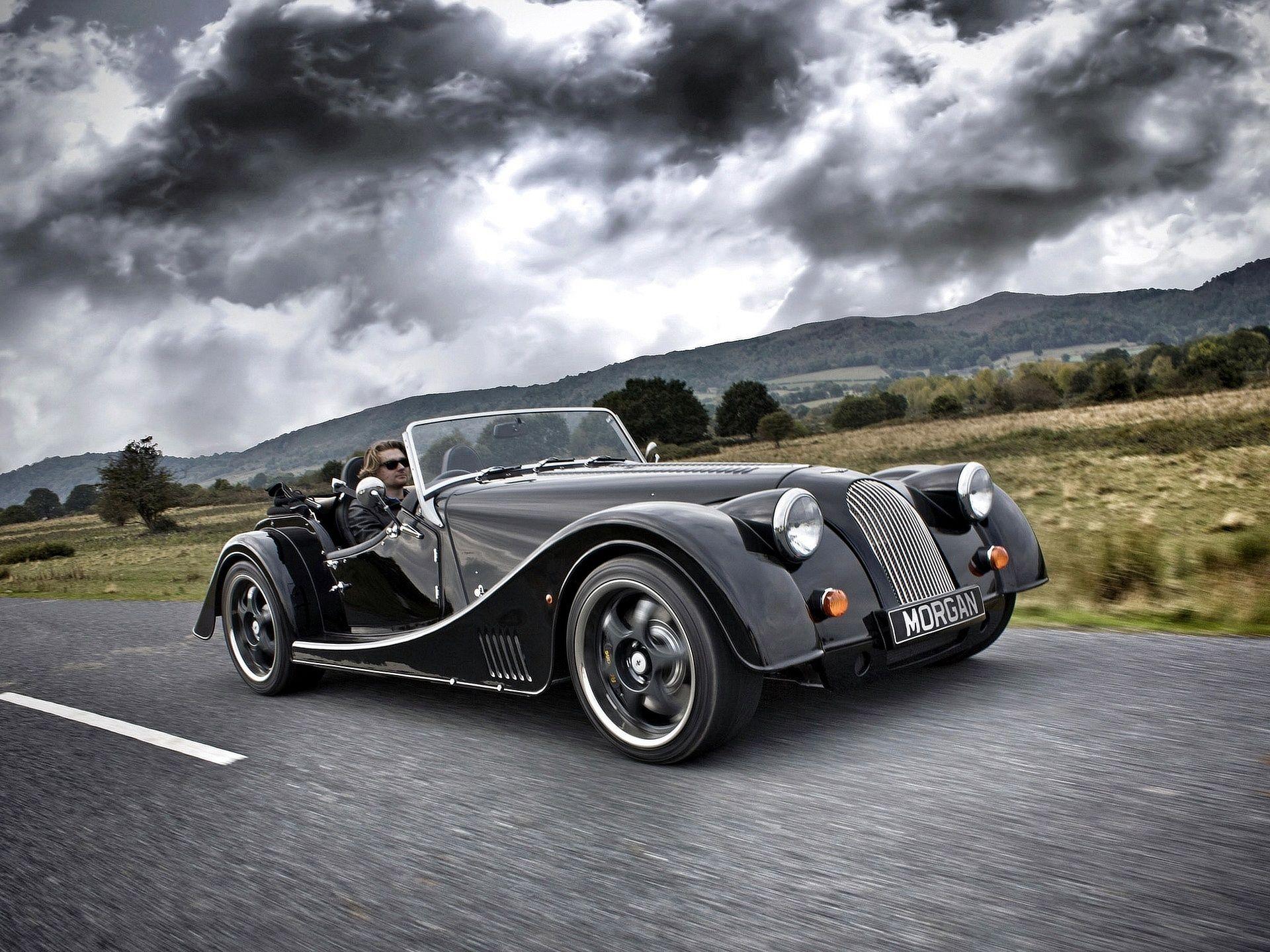 Morgan Plus 8 2013 | Morgan plus 8, Classic sports cars, Morgan cars