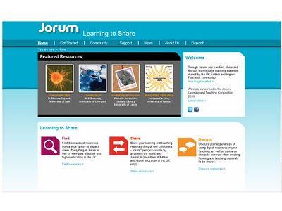 Jorum: Jorum reveals a new visual identity