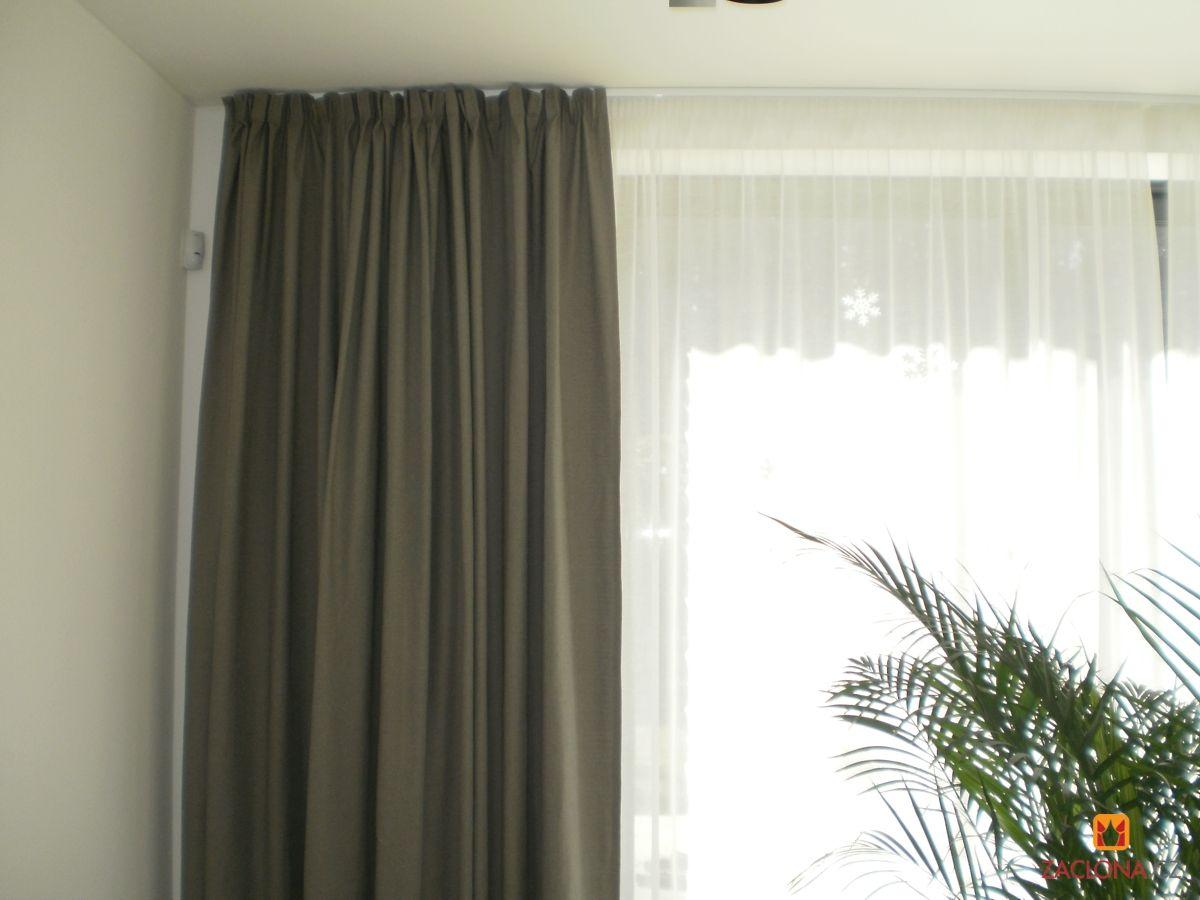 Gardinen Wohnzimmer Schiene Classy Living Room Curtains Living