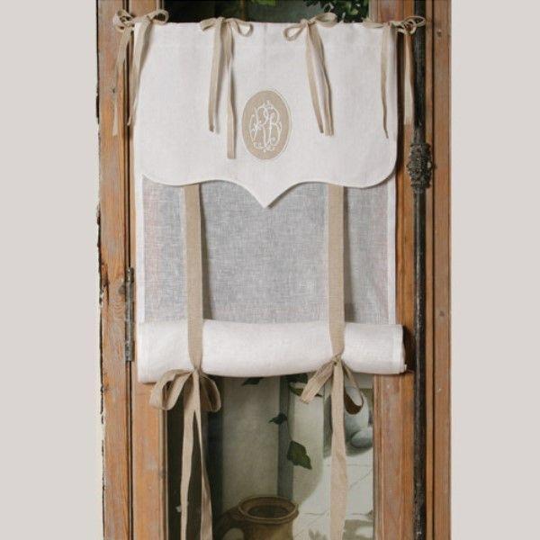 store m daillon brod le grenier d 39 apolline store rideaux sur mesure lilie rose d co. Black Bedroom Furniture Sets. Home Design Ideas