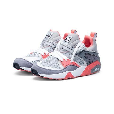 dda0405af96 PUMA - Blaze of Glory OG x STAPLE (Silver Frost Grey-Lunar Rock. Fierce  Strap Women s Training Shoes. Fenty Puma By Rihanna Fierce ...