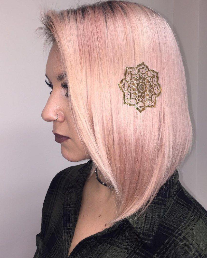 20 Futuristic Graffiti Hair Ideas Coupe Et Couleur Coiffure Couleur