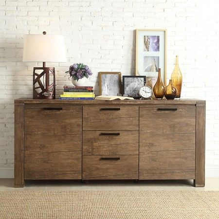 Hayden Sideboard Homelegance Target Furniture Dining Furniture Rustic Sideboard
