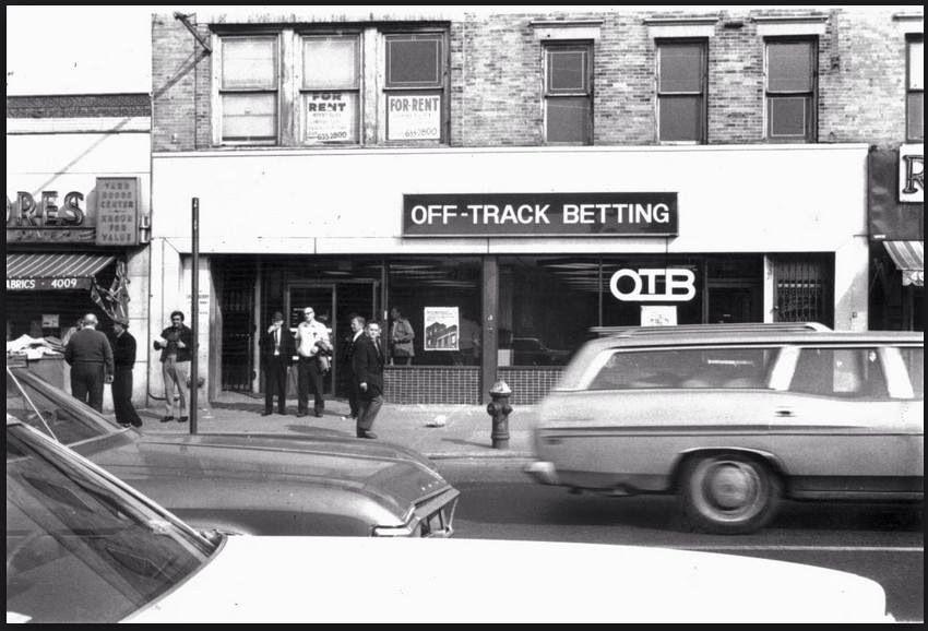 New york city off track betting centrebet 300 free betting