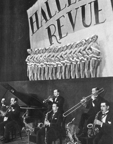 1927 - Scala Berlin: Haller - Revue; Tiller-Girls | 1920s ...