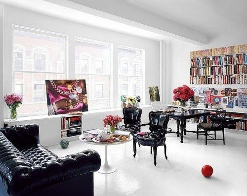 Chandelier Creative Offices eclectic   Home sweet home   Pinterest ...