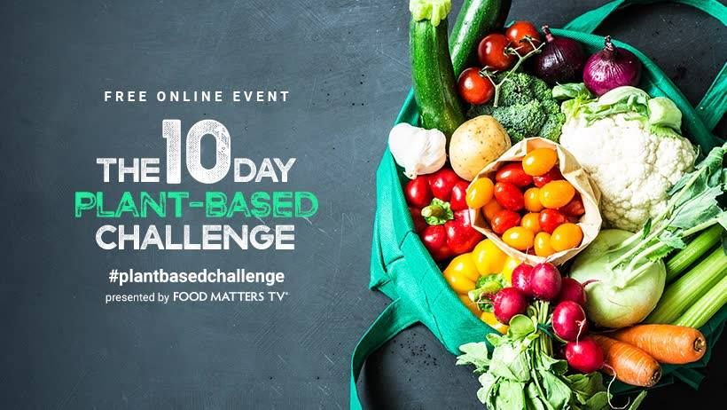 First Steps To Going Plant Based Baby Steps Vs All Or Nothing Watch The Full Interview With Mckel F Raw Food Challenge Food Matters Raw Food Recipes