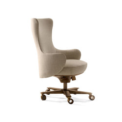 GENIUS ARMCHAIR Designer Office chairs from
