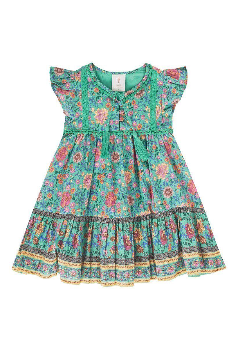 7c9ec694f305 Spell Designs Folk Town Dress