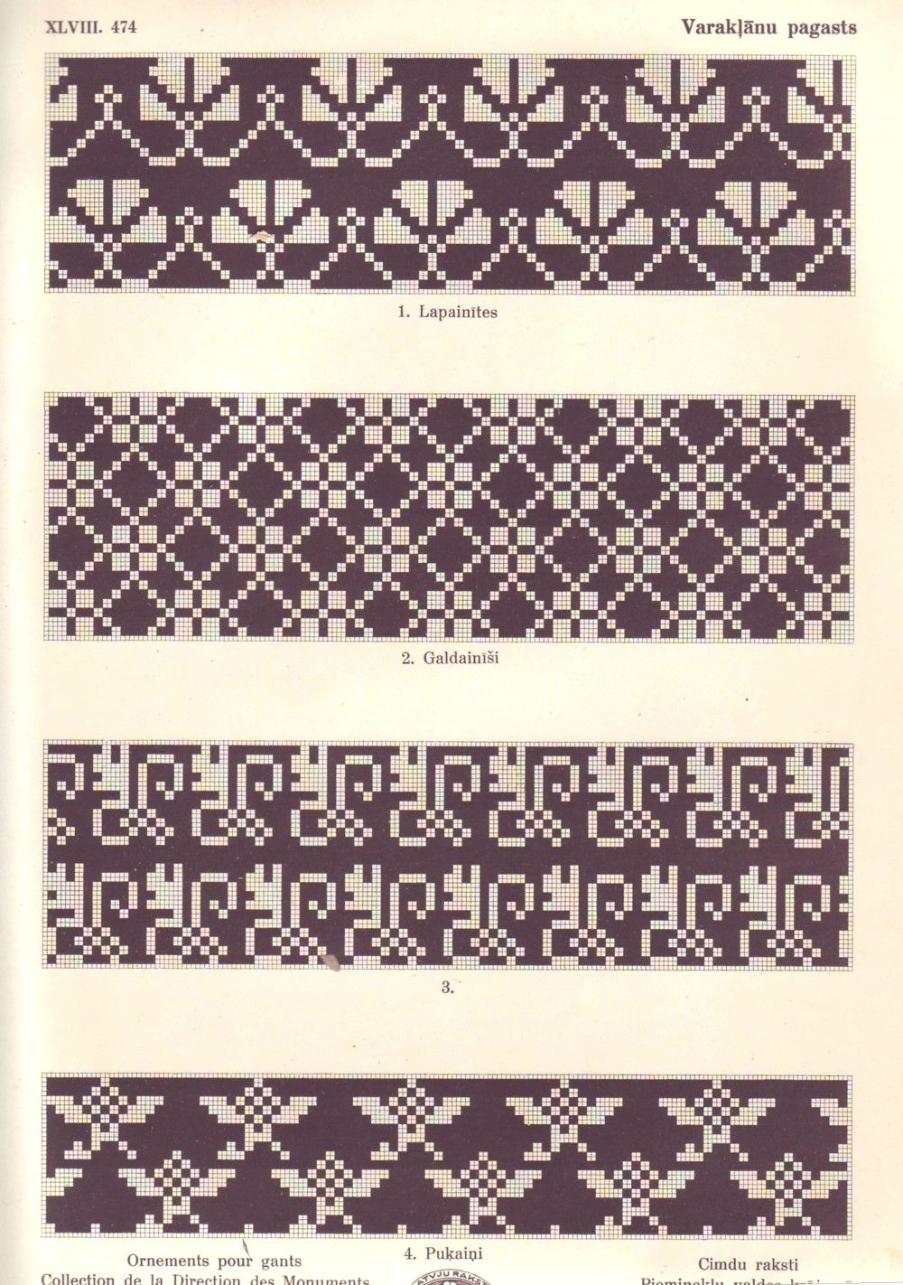 XLVIII_474_Varaklani.JPG (1000×1422) | Mustrid | Pinterest | Fair ...