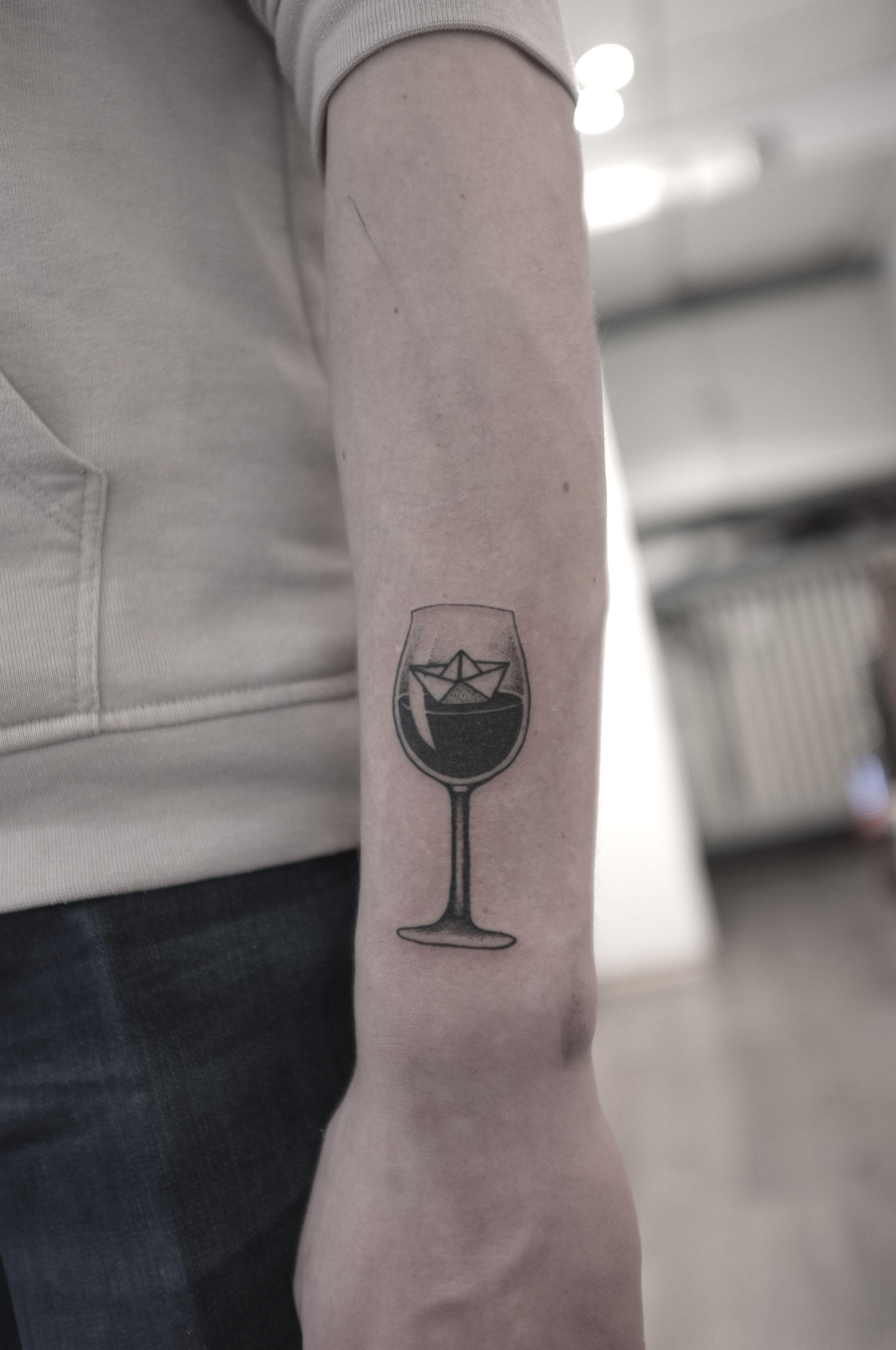 40++ Tatouage verre de vin inspirations