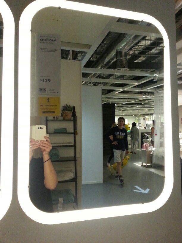 Ikea Storjorm Lighted Mirror Boothrental In 2019