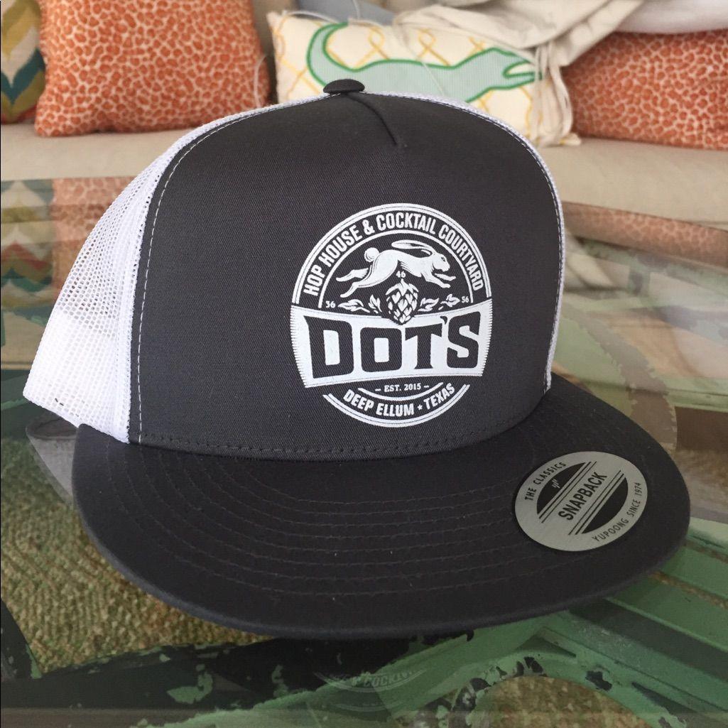 Nwt Dots Hop House Classic Snapback Hat Snapback Hats Things