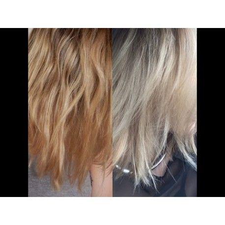 Wella T18 Toner Brassy Blonde Brassy Blonde Hair Yellow Blonde