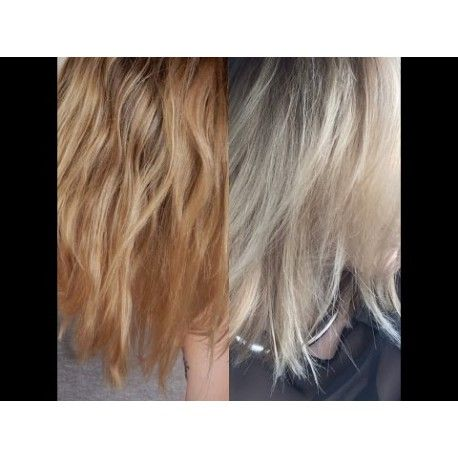 Wella T18 Toner Brassy Blonde Brassy Blonde Hair Yellow Blonde