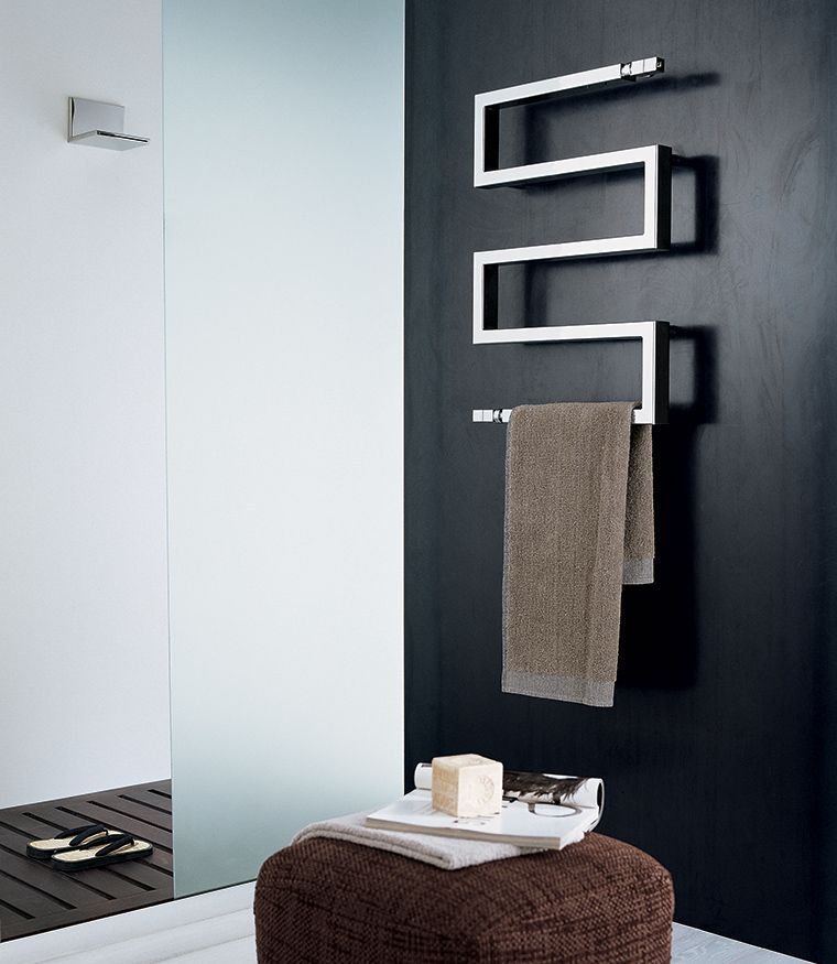 Scirocco H Electric Towel Warmer: Snake 50 Pictures