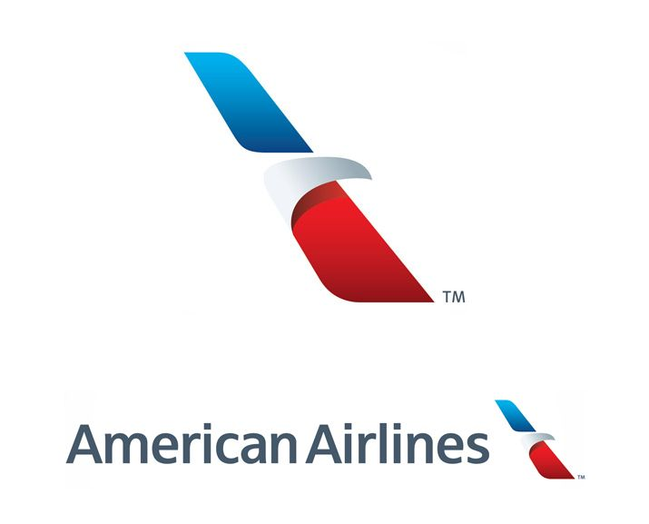 Check Out The New American Airlines Logo Airline Logo Airlines Branding American Airlines
