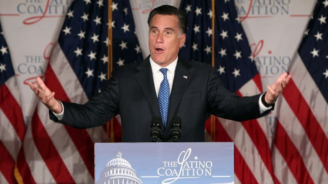 Mitt Romney Leads | Romney Leads Obama in Key State of Florida, Poll Says