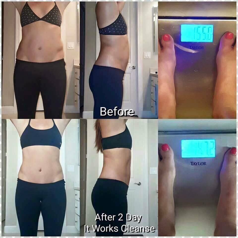 It works cleanse before and after two days buy it works buyitworkscleanse buy it works cleanse malvernweather Gallery