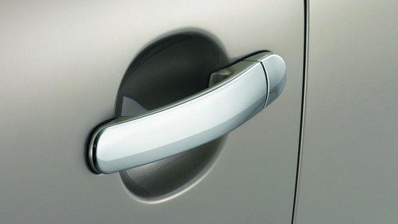 Chrome Door Handle Trims Chrome Look Chrome Door Handles Car Door Handles