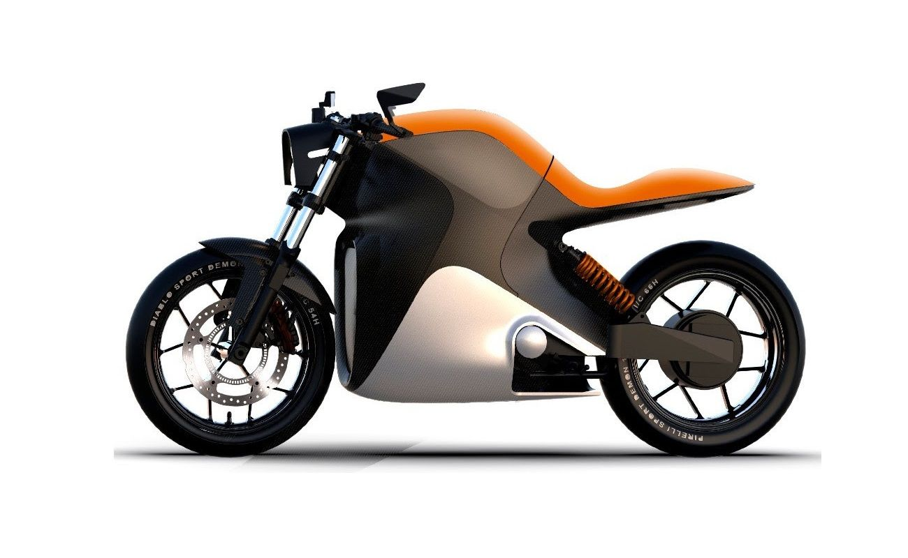 Vanguard Motorcycles Head Towards Being An E Mobility Company With